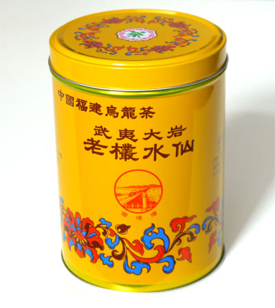 烏龍茶 バンコク中華街
